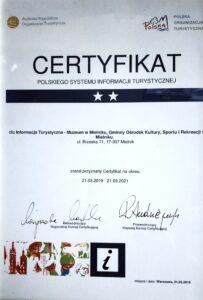 zdjecie - certyfikat PI
